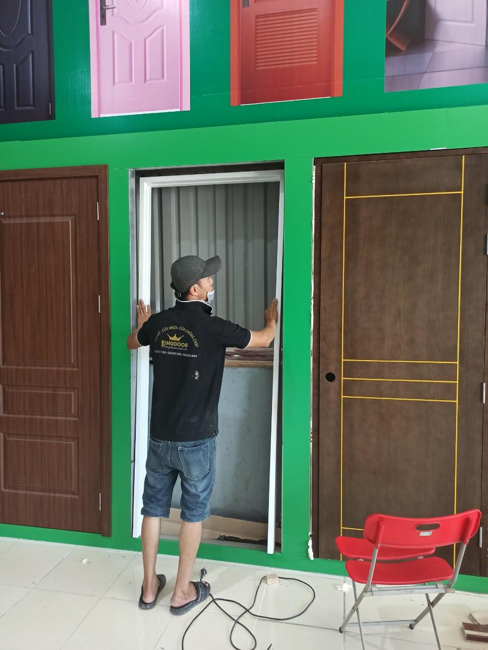 Hướng Dẫn Lắp Đặt Cửa gỗ công nghiệp