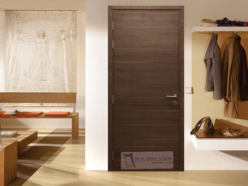 Các loại cửa gỗ công nghiệp
